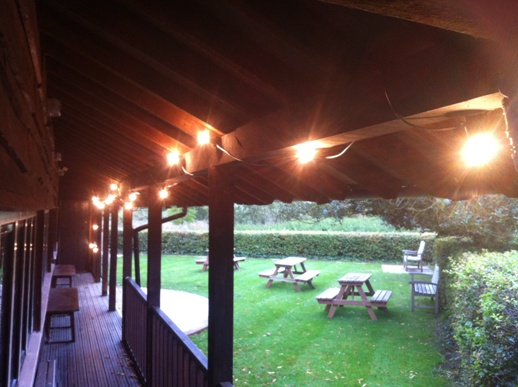 light up your venue or garden or marquee with our festoon lights