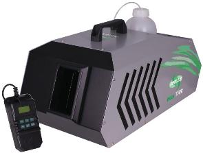 upgrade to include a Nebula Haze 1500W high output haze machine