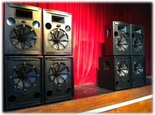 Academy Audio Vinyl Dj Equipment Packages For Large Venues