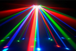 Academy Audio Small Disco Club Lighting Hire Package
