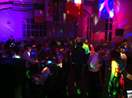 academy audio large disco club lighting hire packages