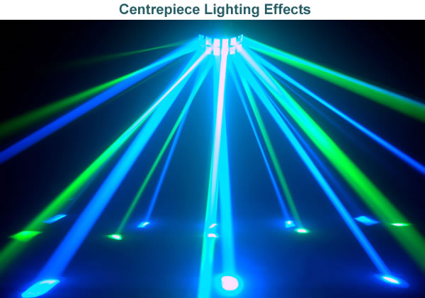 lighting and lighting effects hire & Academy Audio - Lighting and Disco Lighting Effects Hire