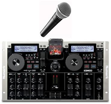 Academy Audio - Equipment Hire Packages for the Digital DJ