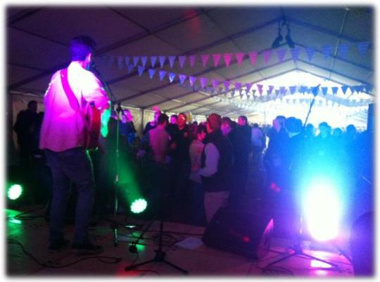 Academy Audio Stage And Band Lighting Hire Package
